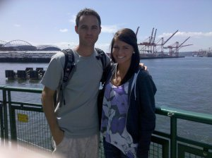 Ferry ride to Bainbridge
