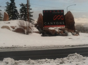 Canyons Ski Resort