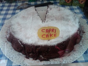 Capri Cake