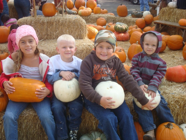 Apple Hill Pumpkin Patch