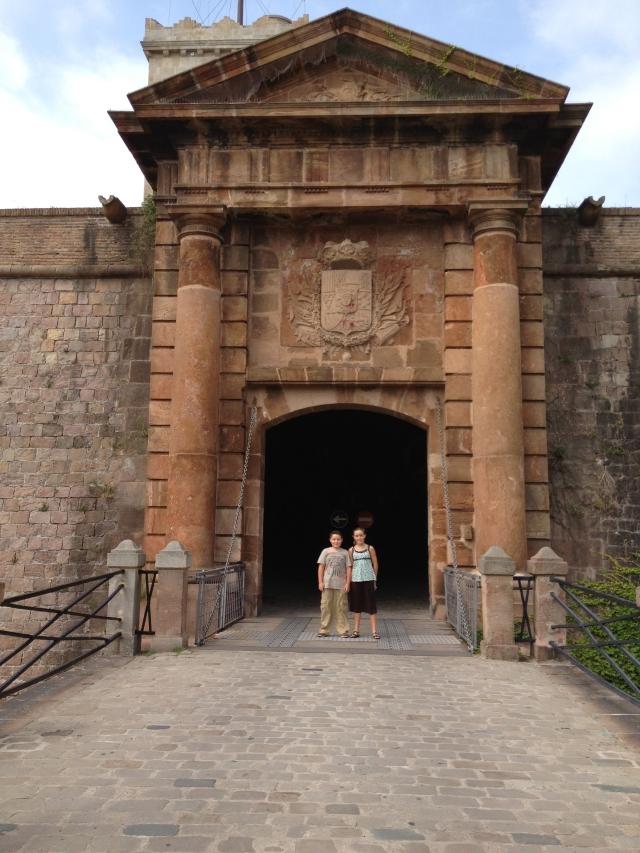 Europe - 16 Castle Montjuic