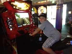 Arcade on board