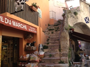 Shops in St. Tropez