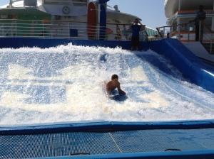FlowRider Surf Simulator