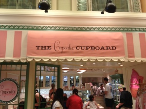 Cup Cake Cupboard