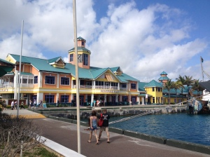Shops at Nassau Cruise Port
