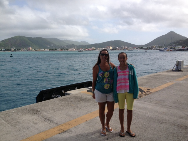 St Maarten Cruise Port