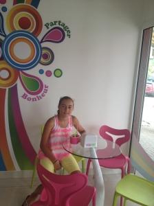 Yogart in Marigot