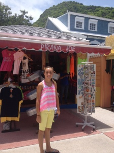 Shops at St. Maarten cruise port