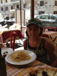 Kaylee's pasta roma