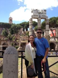 Roman forum pic