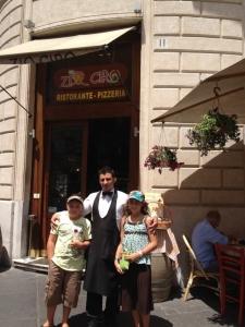 Zi Ciro pizza roma