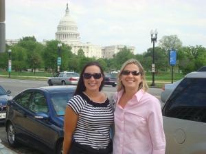 Fun times in D.C.