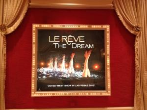 La Reve Sign