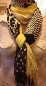Double Boho Tie