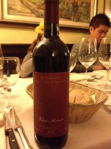 Buca San Giovanni Label