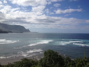 View of Hanalei Bay