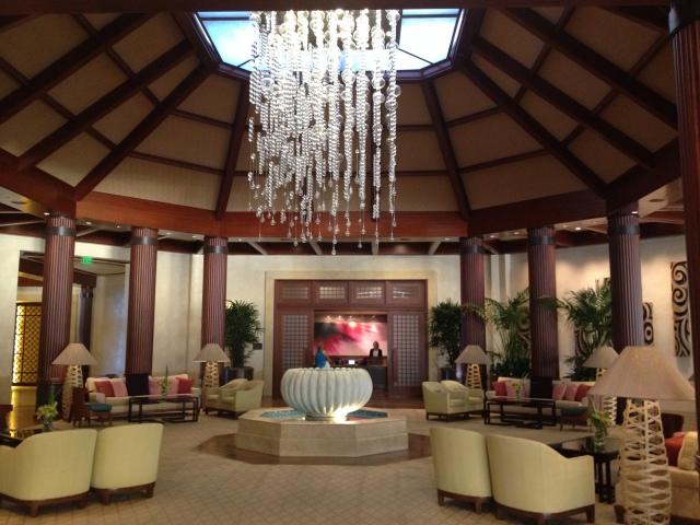 St. Regis Princeville Lobby