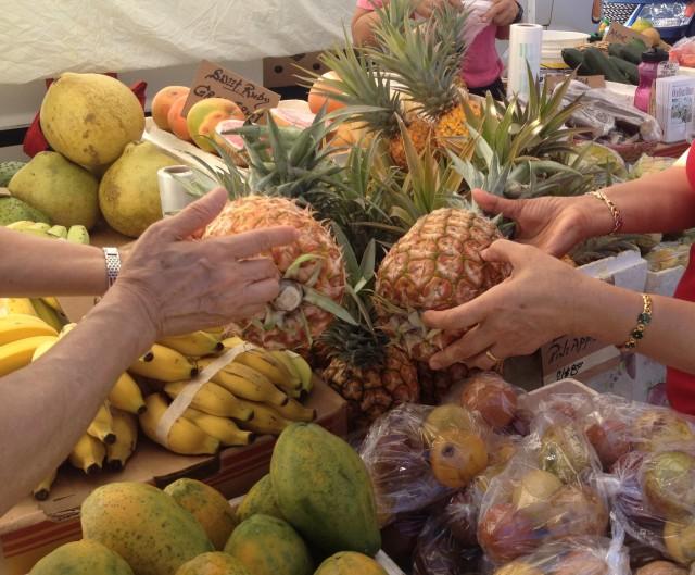 Choosing Produce