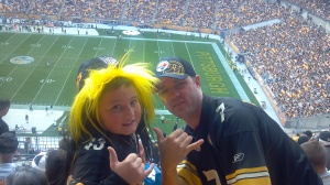 Steeler Game