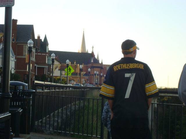 World's Biggest Steeler Fan