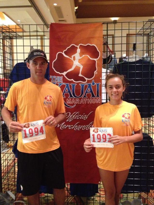 Kauai Marathon 2013