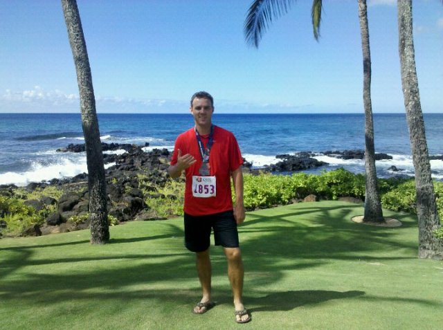 Kauai Marathon 2011