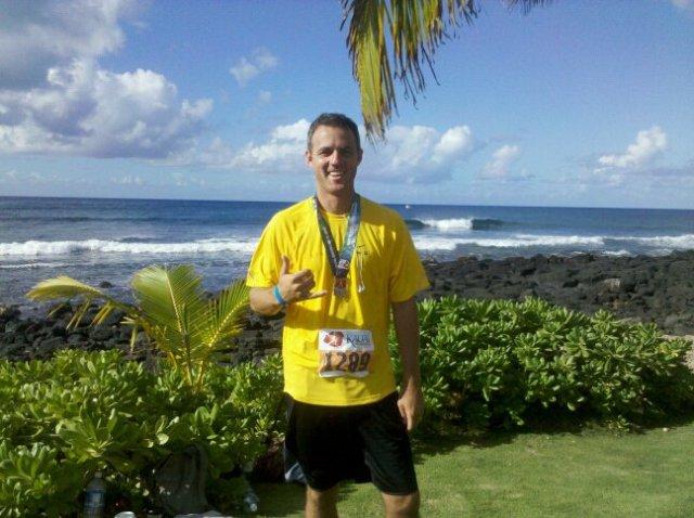Kauai Marathon 2010