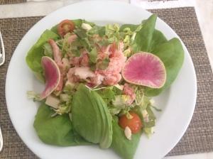 Chilled Crab Salad