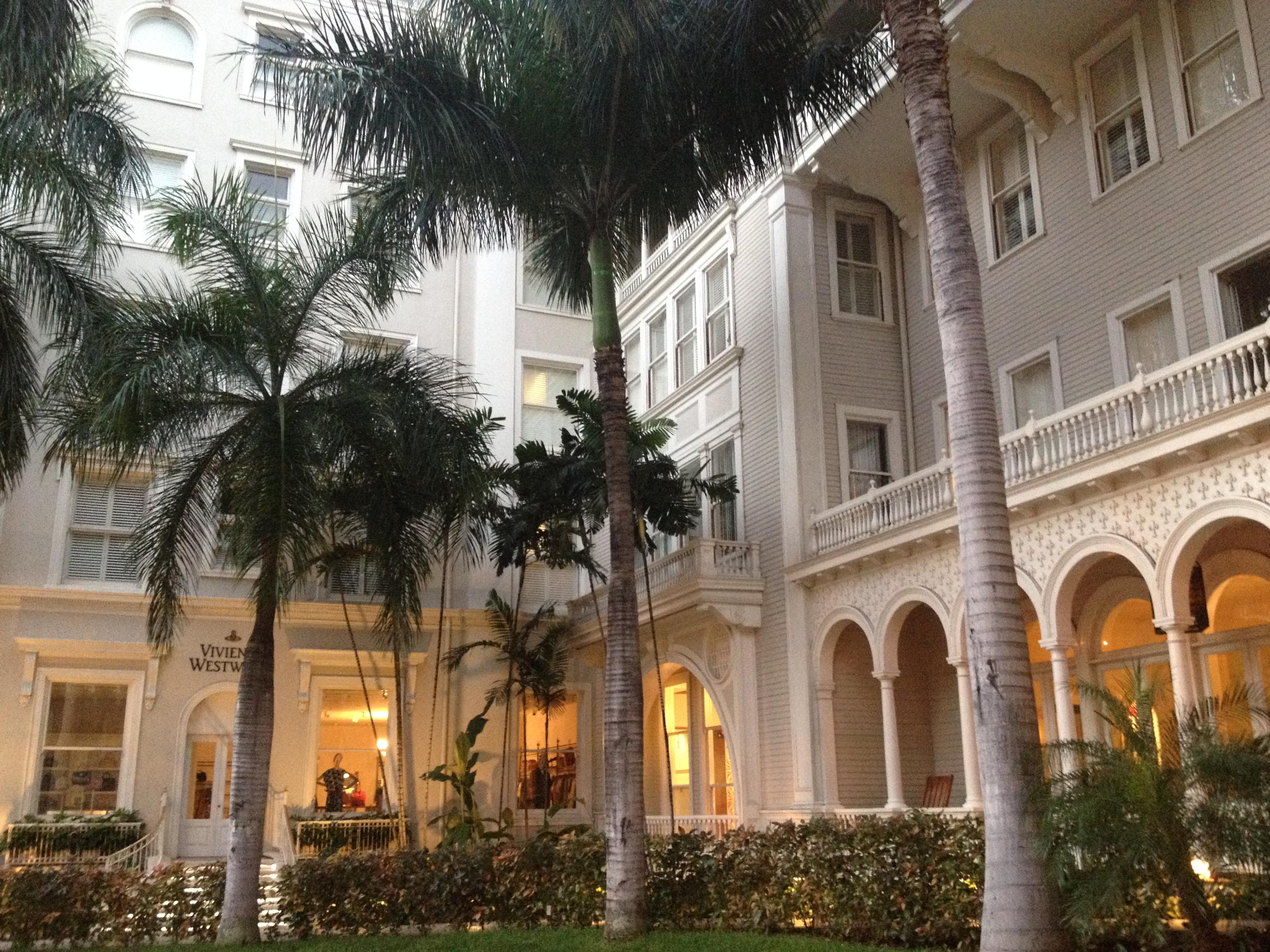 Best Hotel In Waikiki Moana Surfrider 171 5 Wheels To 5 Star