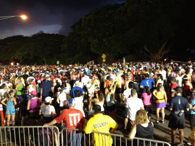 Kauai Marathon 2012