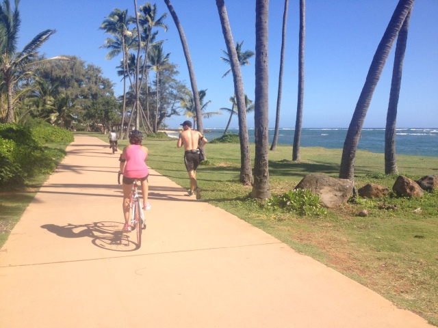 Kauai Bike Path