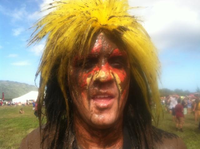 My Warrior - warrior Dash Hawaii 2012