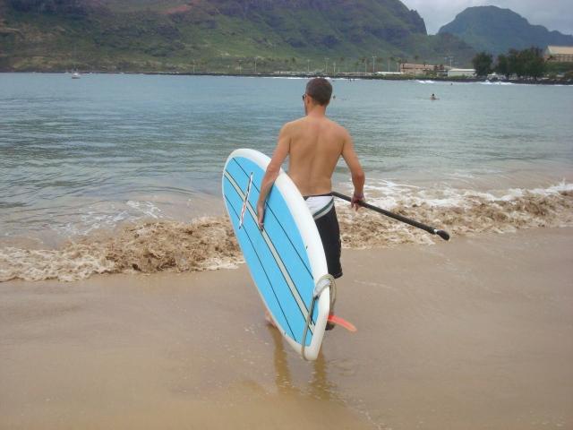 Kalapaki Bay. Kauai