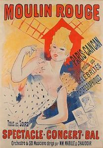 Poster by Jules Chéret, 1890