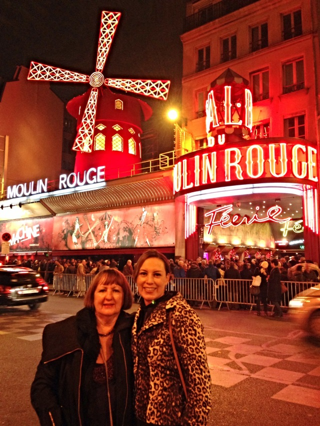Moulin Rouge, Dec. 2014