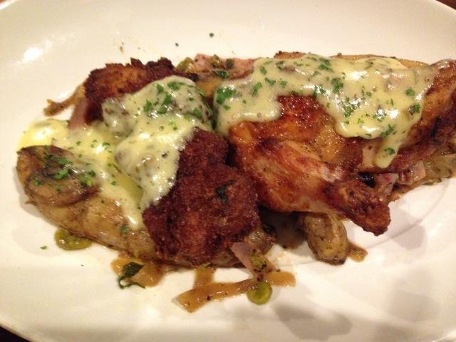 Chicken Tableau