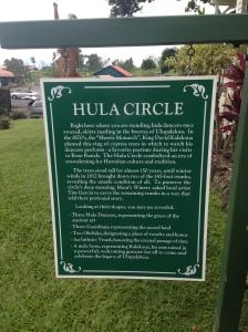 Hula Circle