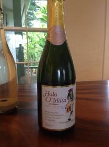 Hula O Maui, pineapple wine